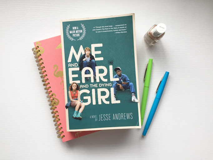 Me and Earl and the Dying Girl / JesseAndrews