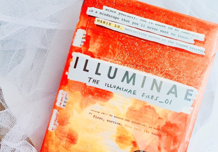 Illuminae / Amie Kaufman & JayKristoff