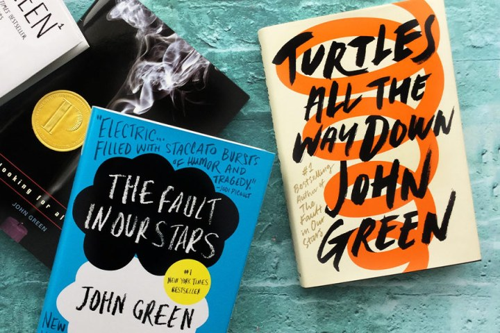 Turtles All the Way Down / John Green